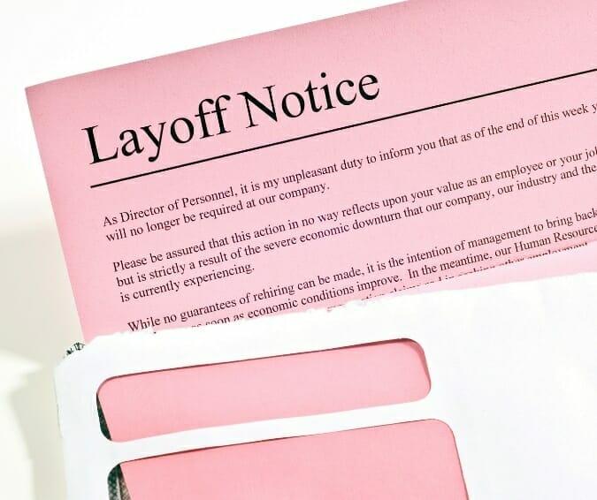 survive a layoff